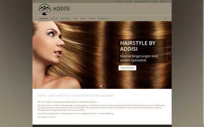 ADDISI – Hairstyle, Gewürze und Kaffee