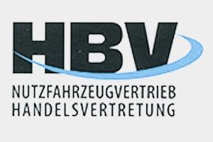 Logo HBV Nutzfahrzeugvertrieb