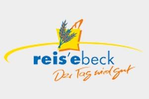 Logo der Bäckerei Reis