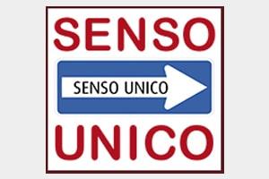 Logo Restaurant Senso Unico