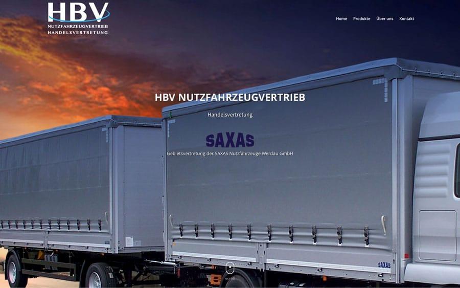 HBV Nutzfahrzeugvertrieb