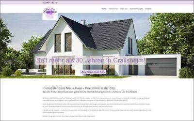 Immobilienbüro Maria Haas – Ihre Immo in der City