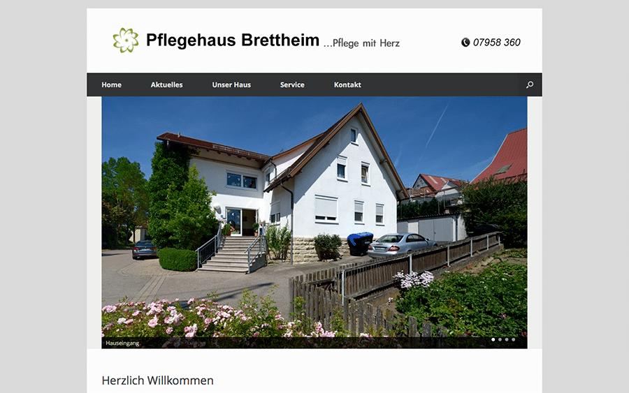 Pflegehaus Brettheim