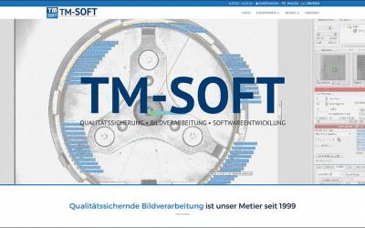 TM-Soft – Qualitätssichernde Bildverarbeitung