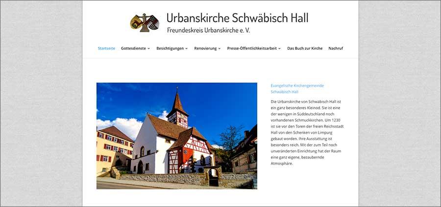 Urbanskirche Schwäbisch Hall