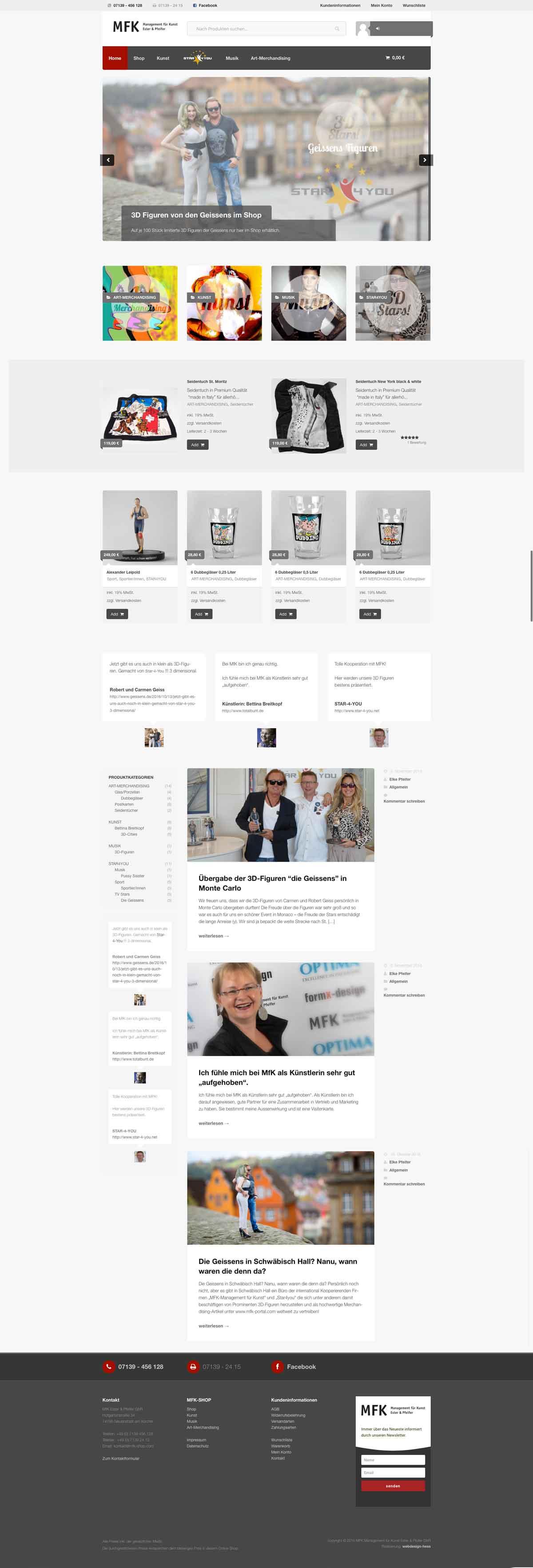 Startseite MFK-SHOP.com