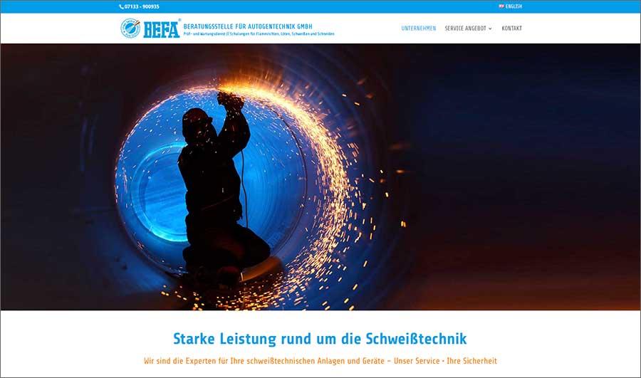 BEFA – Beratungsstelle für Autogentechnik GmbH
